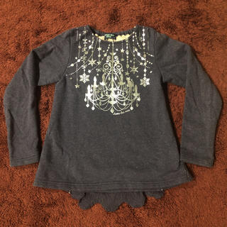 アナスイミニ(ANNA SUI mini)の専用  アナスイ  ミニ    トレーナー  サイズ140(Tシャツ/カットソー)