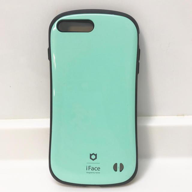iphone7 ケース 手帳型 芸能人 qrコード | Apple - お値下げ OK‼️iFace iPhone7plusの通販 by ano|アップルならラクマ