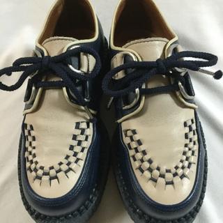 ドクターマーチン(Dr.Martens)の☆☆アンダーグラウンド☆☆厚底ラバーソール☆☆(ローファー/革靴)