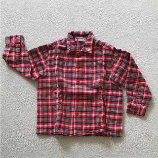 ミキハウス(mikihouse)の(100)ミキハウス☆チェックシャツ(ブラウス)