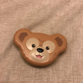 ダッフィー(ダッフィー)のダッフィー キャンディー缶(キャラクターグッズ)