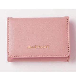 ジルスチュアート(JILLSTUART)のジルスチュアート三つ折り財布(財布)