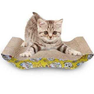 ☆ネコの爪とぎ☆ つめとぎベット ソファー
