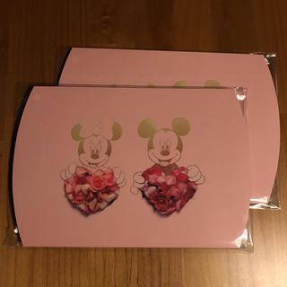 ディズニー(Disney)のギフトボックス2枚セット(ラッピング/包装)