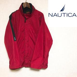 ノーティカ(NAUTICA)の【人気】ノーティカ マウンテンパーカー ナイロンジャケット 美品!(ナイロンジャケット)
