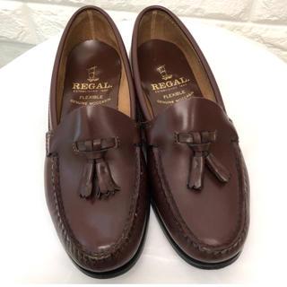 リーガル(REGAL)のREGAL FLEXBLE タッセルローファー(ローファー/革靴)