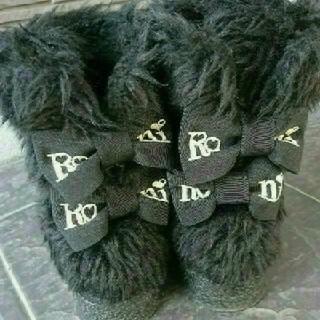 ロニィ(RONI)のRONI ブーツ(ブーツ)