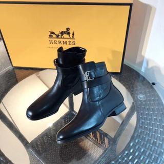 エルメス(Hermes)のHERMES 人気商品 革靴 エルメス 23.5cm(ローファー/革靴)