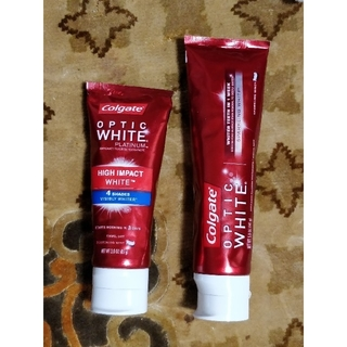 【新品】ホワイトニング歯磨き粉2本セット(歯磨き粉)