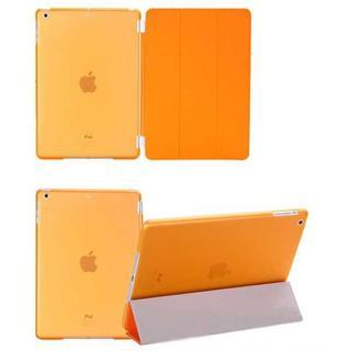iPad Air2 オレンジ 分離式 タブレットケース スマートカバー