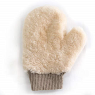 洗車用 ムートングローブ ウォッシンググローブ 手袋 ハンドモップ 1個(洗車・リペア用品)