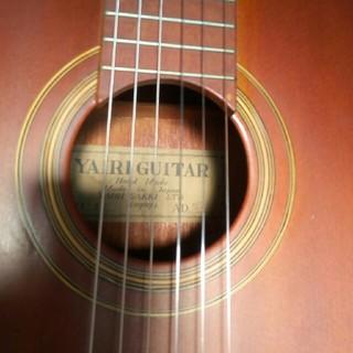 ヤイリガットギターハードケース付(クラシックギター)