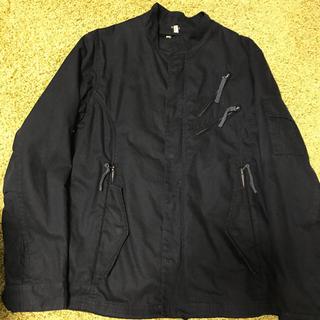 ビームス(BEAMS)のビームス ジャケットMサイズ 黒色(ナイロンジャケット)