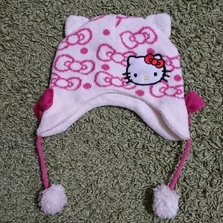 キティちゃん帽子