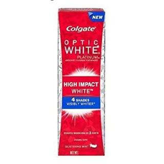 クレスト(Crest)のコルゲート ハイインパクト 1本 ホワイトニング 歯みがき粉 アメリカ(歯磨き粉)