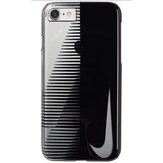 ナイキ(NIKE)のNIKE(ナイキ) トランスペアレント スウッシュ iPhone 8/7 ケース(iPhoneケース)