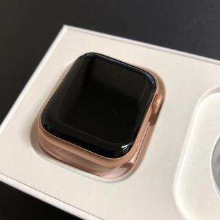 アップルウォッチ(Apple Watch)のApple Watch series4 GPS + Cellular 40mm(腕時計(デジタル))