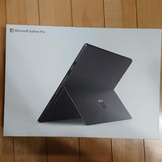 マイクロソフト(Microsoft)の新品 未使用 Surface Pro 6  256GB ブラック(タブレット)