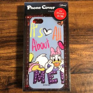 ディズニー(Disney)のiPhonese カバー デイジー(iPhoneケース)