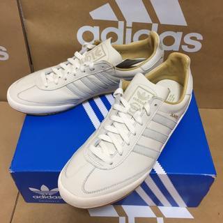 アディダス(adidas)の新品未使用 ジーンズ アディダス 28.5 スニーカー ホワイト(スニーカー)