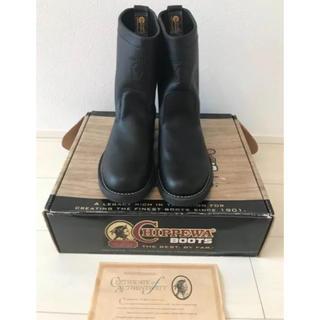チペワ(CHIPPEWA)のCHIPPEWA BOOTS - BAY APACHE (10HEIGHT)(ブーツ)