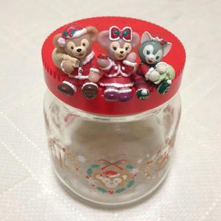 ダッフィー(ダッフィー)のTDS♡ダッフィー&フレンズ クリスマス限定ボトル(キャラクターグッズ)