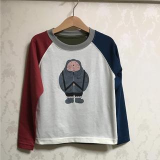 マーモット(MARMOT)のマーモット キッズロンT 110㎝(Tシャツ/カットソー)