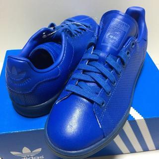 アディダス(adidas)の新品未使用 アディダス スタンスミス 28.5 ブルー スニーカー(スニーカー)