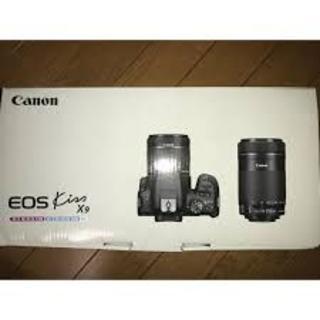 CANON EOS KISS X9 Wレンズキット