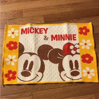 ディズニー(Disney)の玄関マット(玄関マット)