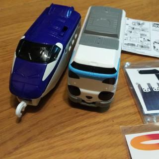 マクドナルド(マクドナルド)のハッピーセット プラレール セット(電車のおもちゃ/車)