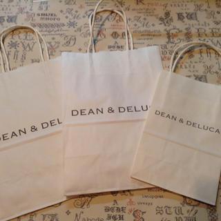 ディーンアンドデルーカ(DEAN & DELUCA)のDEAN&DELUCA  紙袋(ショップ袋)