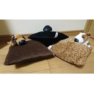THE DOG ミニクッション(クッション)
