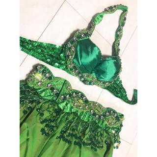 ベリーダンス ドレス(ダンス/バレエ)
