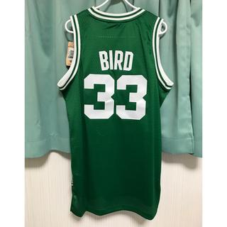 アディダス(adidas)のラリーバード ♯33 セルティックス ユニフォーム Mサイズ NBA新品未使用 (バスケットボール)