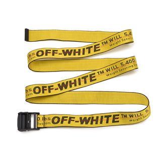 オフホワイト(OFF-WHITE)のOFF-WHITE オフホワイト レディース INDUSTRIAL ベルト(ベルト)