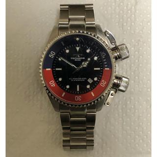 腕時計 TECHNOS TGM506 メンズ ダイバー クオーツ