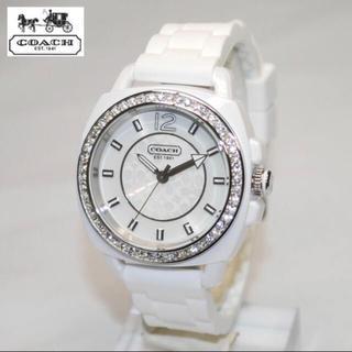 COACH - 【COACH】♡キラキラ 腕時計