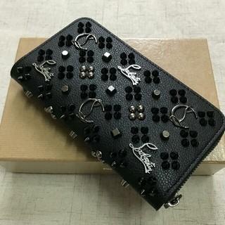 クリスチャンルブタン(Christian Louboutin)の新品 Christian Louboutin クリスチャンルブタン 長財布(長財布)