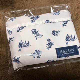 サロン(SALON)のSALON by PEACH JOHN ノベルティ ランジェリーポーチ 非売品(ポーチ)