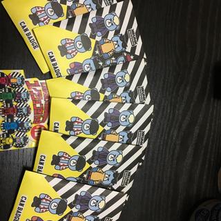 KRUNX×BIGBANG コレクション缶バッチ