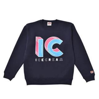 アイスクリーム(ICE CREAM)のicecream  スウェット S ファレルウィリアムス(スウェット)