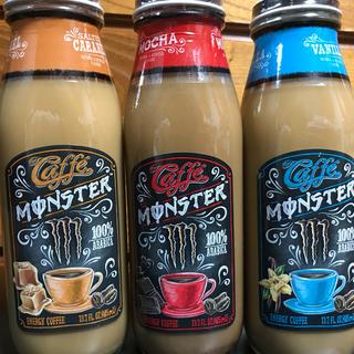 モンスターエナジー 海外限定 coffe3種セット(その他)
