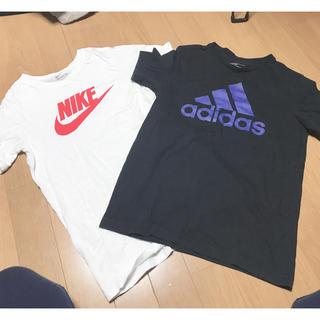 ナイキ(NIKE)のスポーツTシャツ2枚(Tシャツ(半袖/袖なし))