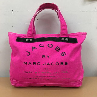 MARC BY MARC JACOBS - 正規品 マークジェイコブス MARC JACOBS トートバック 送料込み