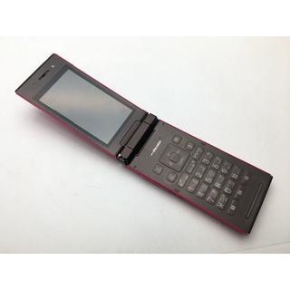 パナソニック(Panasonic)のP06C◆ドコモガラケーau契約時の下取り用 複数有 53(携帯電話本体)