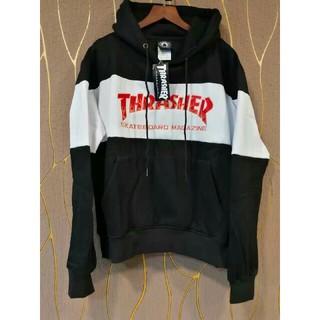 THRASHER - THRASHER パーカー Mサイズ