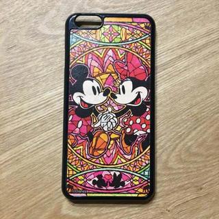 ディズニー(Disney)のミッキーミニーiPhone6/6s ケース(iPhoneケース)