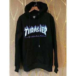 THRASHER - THRASHER パーカー XLサイズ