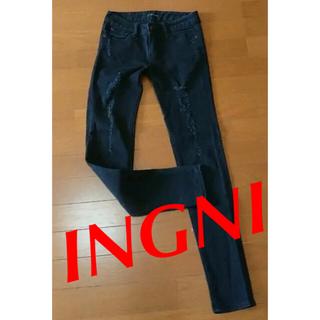 INGNI - INGNI クラッシュスキニー